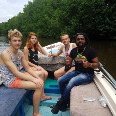 Туры с Самиром по Шри-Ланке